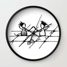 You're on! Wall Clock