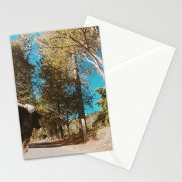 On The Road - Dog 2 Stationery Cards