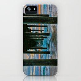 Surf City Sunset 11/29/14    iPhone Case