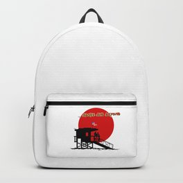 Above and Beyond Backpack