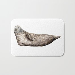 Grey Seal (Halichoerus grypus) Bath Mat