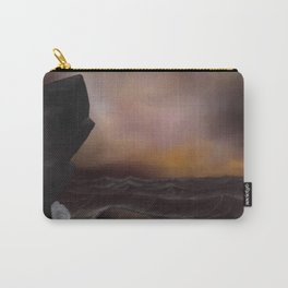 A Stormy Ocean Carry-All Pouch