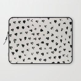 Polka Splotch Laptop Sleeve