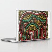 rasta Laptop & iPad Skins featuring Rasta Ellie by Emmy