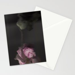 Rose Scan Stationery Cards