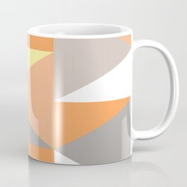 Triangles pattern 2 Coffee Mug