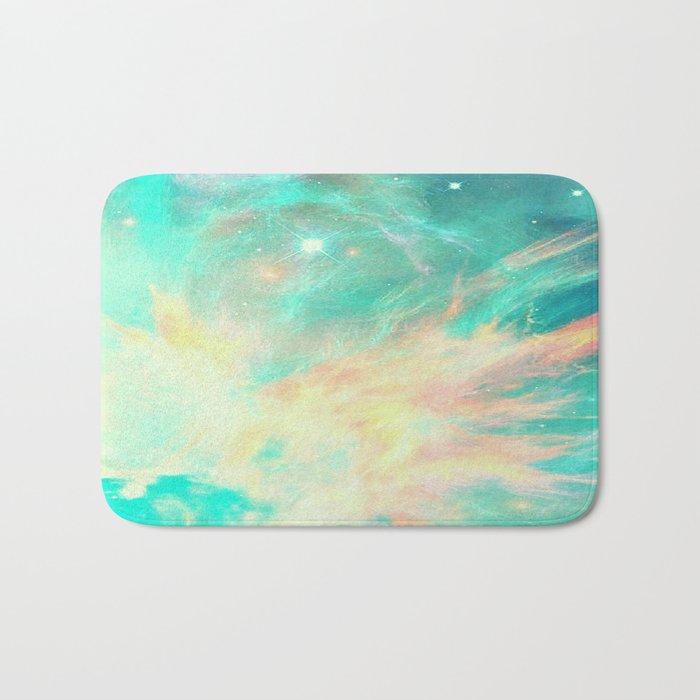 Earth phoenix Bath Mat