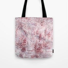 Queen pink abstract watercolor Tote Bag