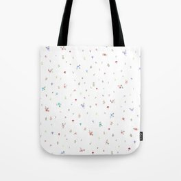 Pretty and Sweet Florals Tote Bag