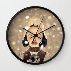 Snowhite Wall Clock