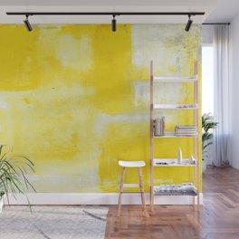 Yellow #1 Wall Mural