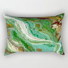 Forest Tide Rectangular Pillow