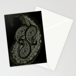 Paisly Stationery Cards