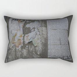 Artwork is Surviving Rectangular Pillow