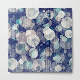 Bubblewood series n2 Metal Print