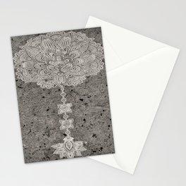 Henna Inspired 6 Stationery Cards