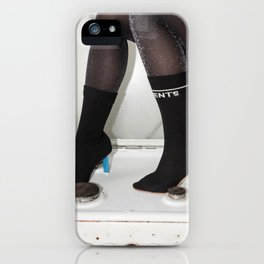 My Kitchen is for Dancing iPhone Case