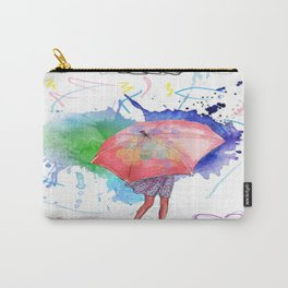 Rain Paint Carry-All Pouch