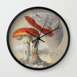 Magical World Wall Clock