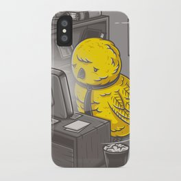 Get a job iPhone Case