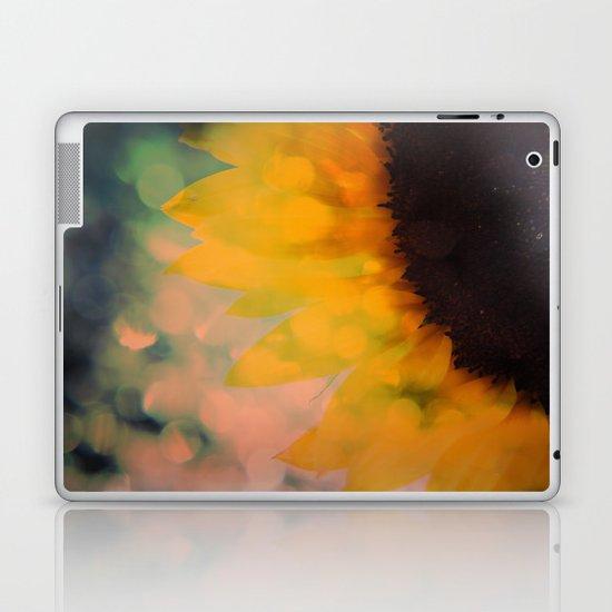 Sunflower I (mini series) Laptop & iPad Skin