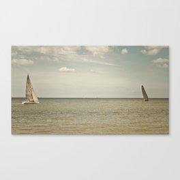 Sailing Portugal Canvas Print