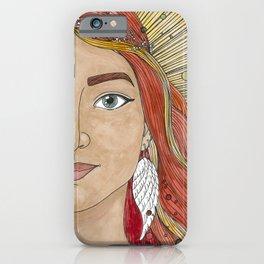 Joanna iPhone Case