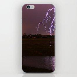 Twin Light iPhone Skin