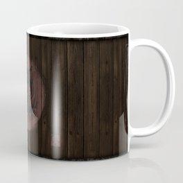 Wolf Shield Coffee Mug