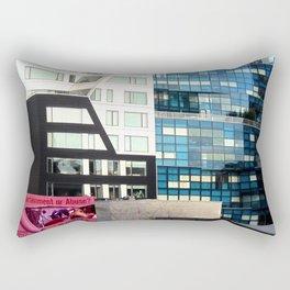 Entertainment or Abuse? Rectangular Pillow