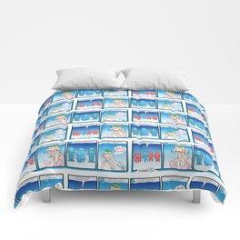 A Short PSA (Awkward IRL #7) Comforters
