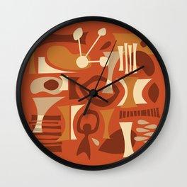 Kohala Wall Clock