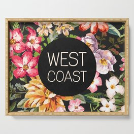 West Coast Serving Tray