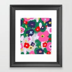 Blythe Framed Art Print