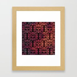 Diwali Framed Art Print