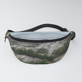 Water in Portland Maine Fanny Pack