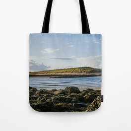 Paradise Island in Scotland Tote Bag