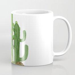 Desert Vacay Three Cacti Coffee Mug