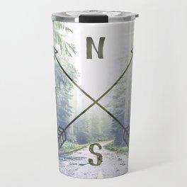 Forest Compass Travel Mug