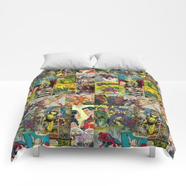 COMIC Comforters