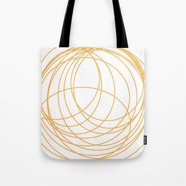 Orbits Tote Bag