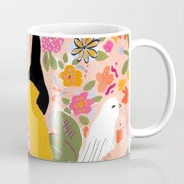 Doves Paradise Coffee Mug