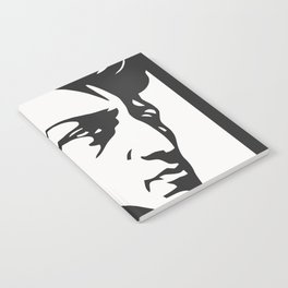 Art Deco style Chopin Notebook