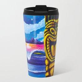 Tiki Moon Travel Mug