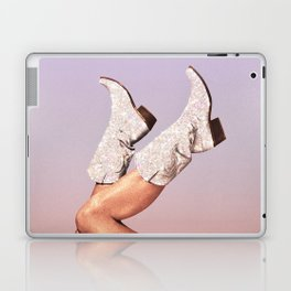 These Boots - Glitter Miami Vibes Laptop & iPad Skin