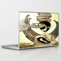 mother Laptop & iPad Skins featuring Mother by Nima