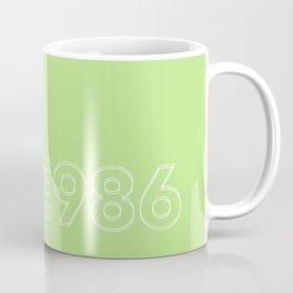 #B8E986 [hashtag color] Coffee Mug