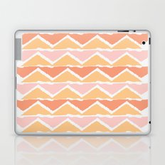 triangle sunset Laptop & iPad Skin