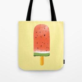 Watermelon Popsicle #society6 #decor #buyart Tote Bag