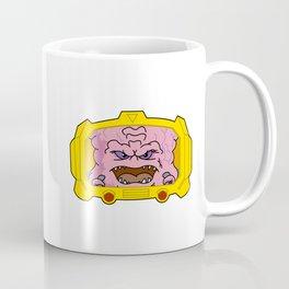 Portrait of KRANG! Coffee Mug
